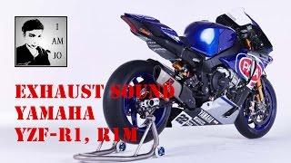 Exhaust Sound Yamaha YZF-R1, R1M (เสียงท่อ YZF-R1, R1M)  เสียงโหดมาก!!!