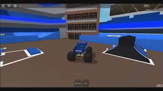 Roblox Monster Jam Commentary #264 (old school Monster Jam fan)