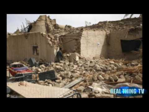 6 1 magnitude earthquake near Iran's Mashhad