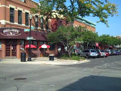 Wheaton, Illinois Downtown by Wheaton Realtor Gregg Slapak