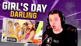 Deep Dive EP_16: [MV] GIRL'S DAY(걸스데이) _ Darling(달링)   REACT…