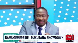NBSMediaRoundTable #Bamugemereire #Rukutana For more of these video...