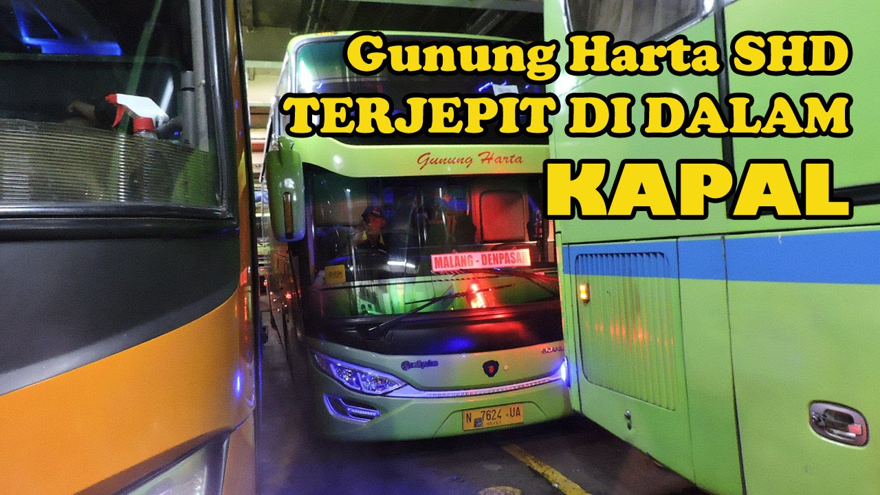 Bus Gunung Harta Shd