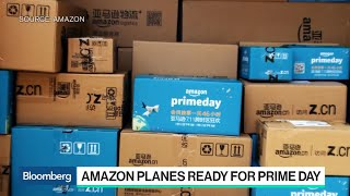 Amazon Gears Up for Third Annual Prime Day