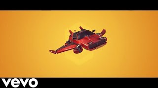 Fortnite - Hot Ride Glider Trap Remix