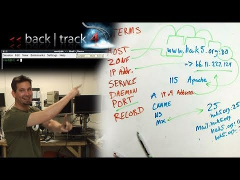 Hak5 - Hacking DNS from beginning to end