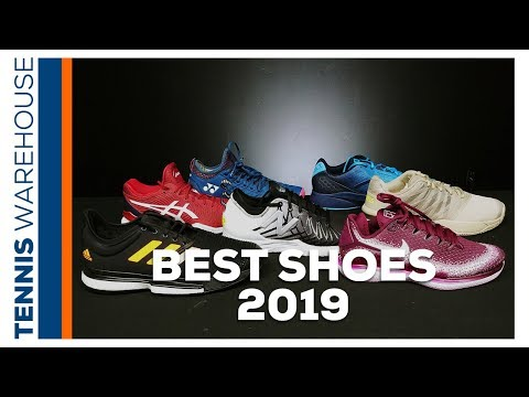 Best Tennis Shoes Of 2019 (our Favorites!) 👟🎾