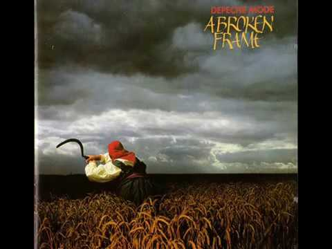 Depeche Mode - A Broken Frame Full Album