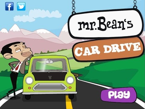 Mister Bean Car Games