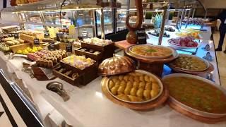 Rixos Saadiyat Island Abu Dhabi Buffet Diner