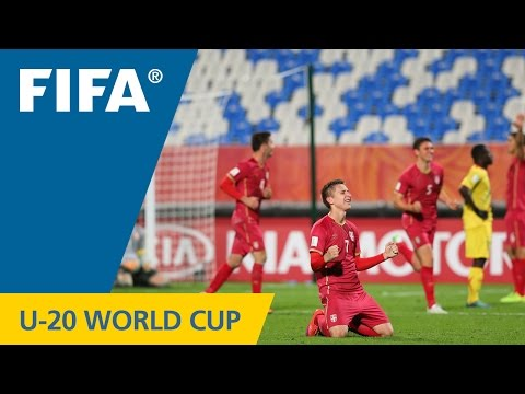 Serbia v. Mali - Match Highlights FIFA U-20 World Cup New Zealand 2015