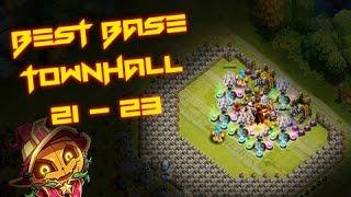 Castle Clash: Literally BEST TH 21-23 Base ❚ HBM AA+