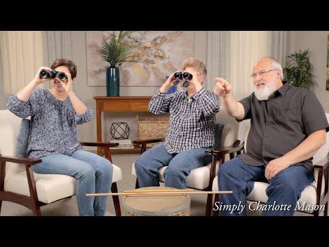 Binoculars in Nature Study