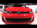 2017 Volkswagen Golf GTI - Exterior and Interior Walkaround - 2017 Chicago Auto Show