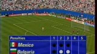 Футбол Мексико - България 1994 - Продължения - Част 4/4