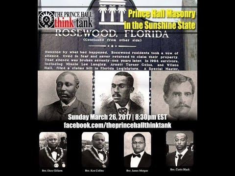 Prince Hall Masonry in the Sunshine State