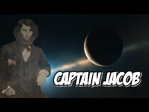 The First Exoplanet Claim: Captain William S Jacob