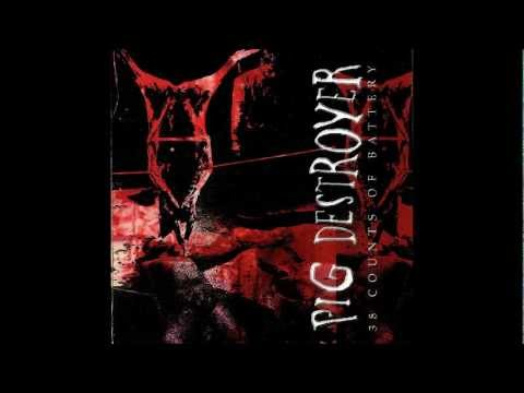 Pig Destroyer - Alcatraz Metaphors