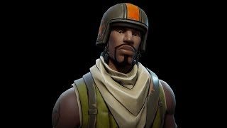 fortnite hxd AERIAL ASSAULT TROOPER no works in game