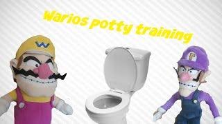 Warios potty training (SMR Long)