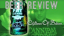 Lake Bodom - Children of Bodom lager [BEER REVIEW]