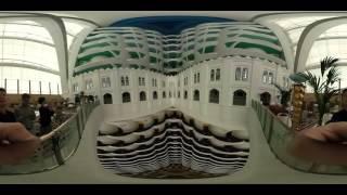 Burj Al Arab, 360