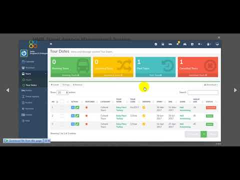 Free Download MMB Travel Agency Management System