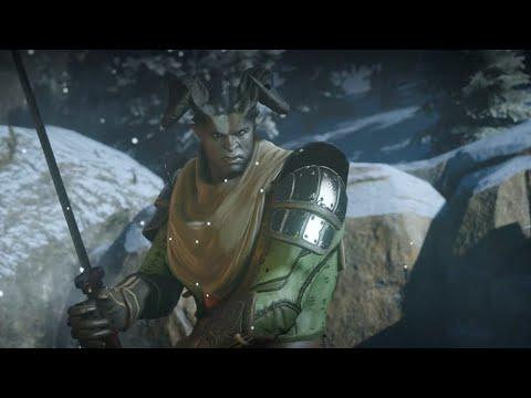 Let's Play FR Dragon Age : Inquisition : Episode 1 : La mystérieuse marque de Tashodan