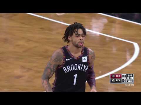 Toronto Raptors vs Brooklyn Nets   December 7, 2018