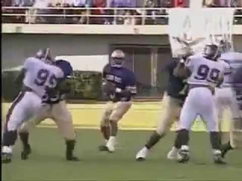 Alcorn State Steve McNair Heisman Campaign 1994 (Titans QB)