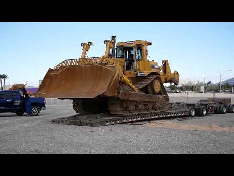 CAT D10R - Timelapse Video