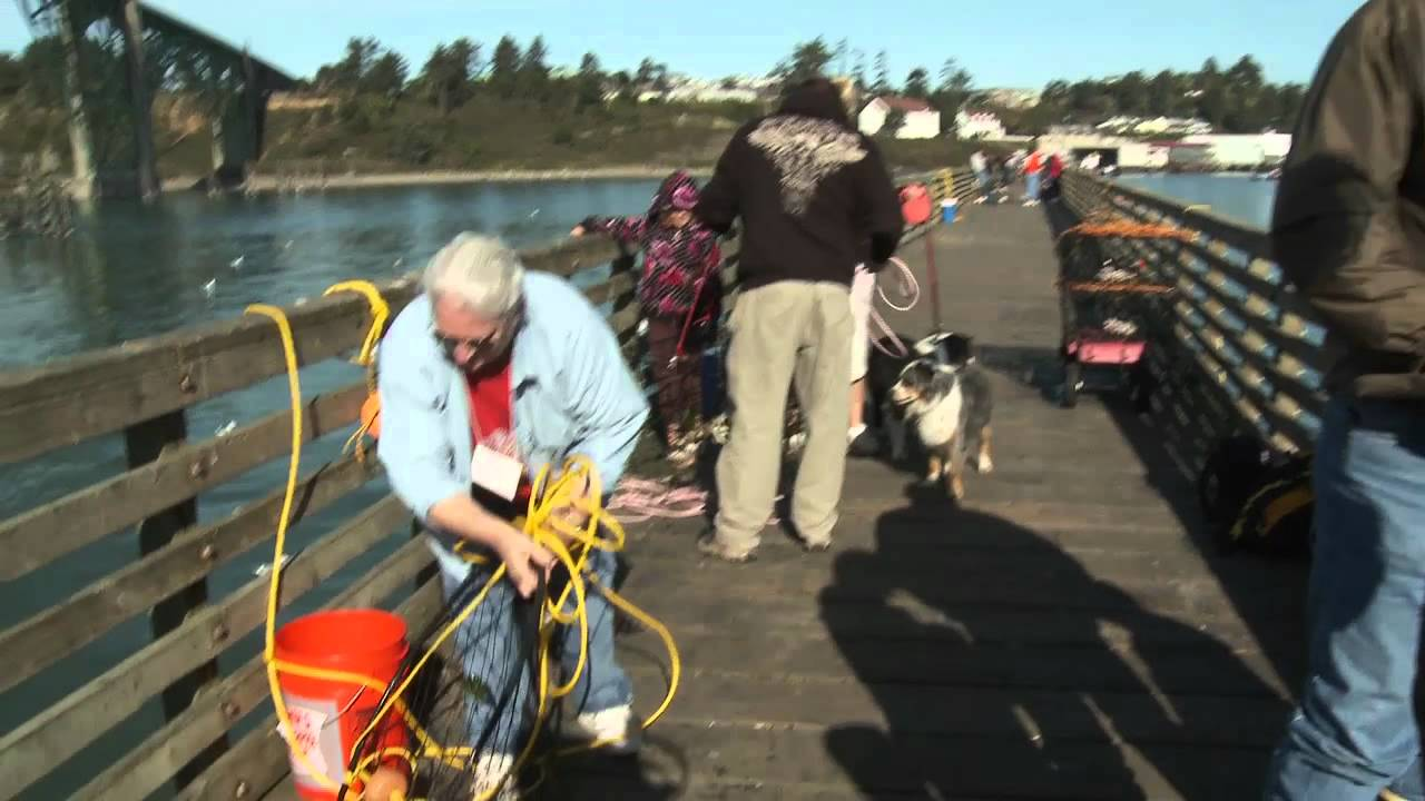 Grant's Getaways: Crabbing Class