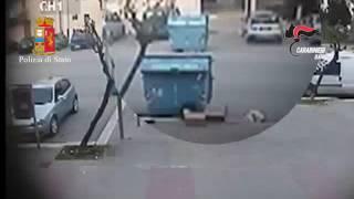 Omicidio Mastrodonato, le immagini delle telecamere