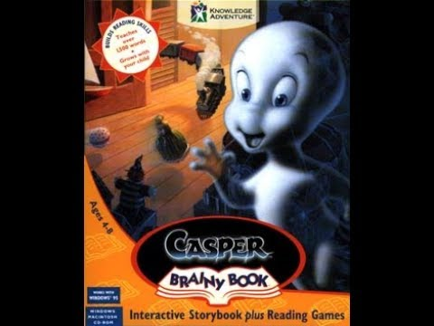 Casper Brainy Book - Knowledge Adventure (1995)