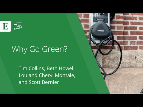 Why Go Green?