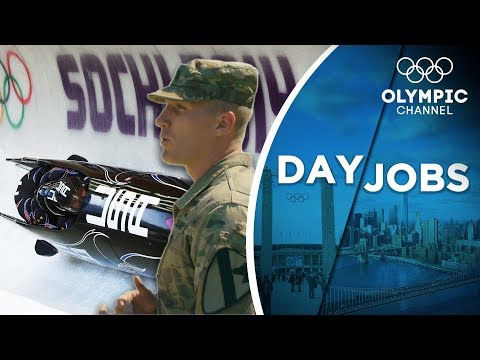 Meet Chris Fogt, the US Army Officer Chasing Olympic Bobsleigh Gold | Day Jobs