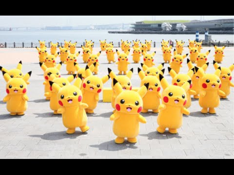 ATTACK ON PIKACHU