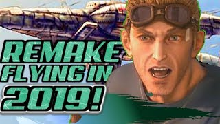 """""""Many Announcements Are Coming"""" -  Final Fantasy VII Remake Flying In 2019"""