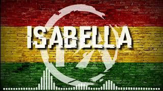 Gambar cover (lirik)ISABELLA versi reggae