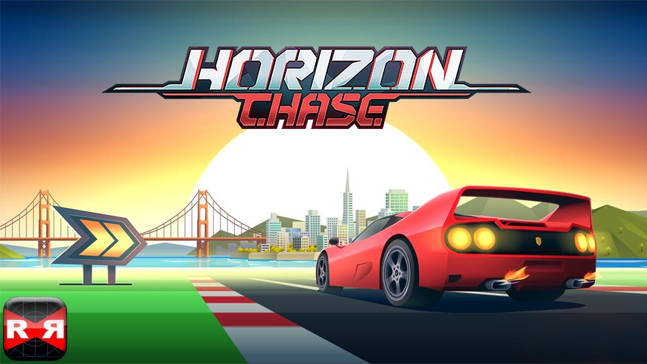 Prueba Horizon Chase World Tour De Los Mejores Juegos De Carrera