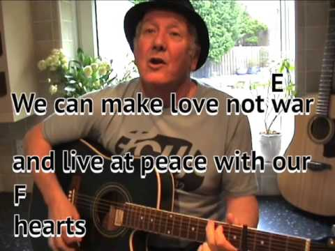 A Little Respect - Erasure -acoustic cover - easy chords guitar ...