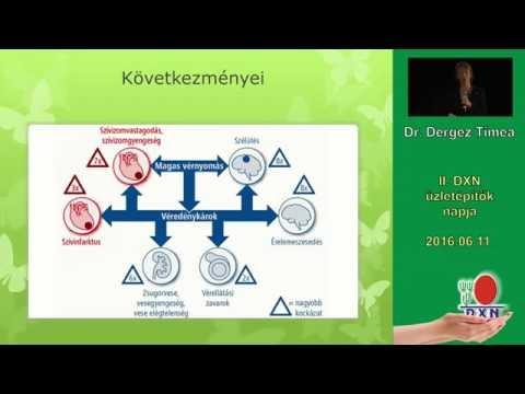 Dr Dergez Timea előadása a Ganoderma és a Spirulina hatásairól