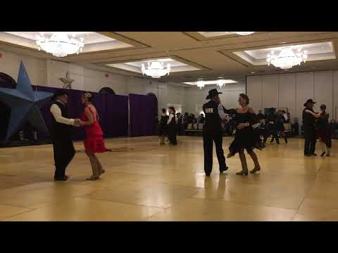 Dallas Dance Festival 2018 - Two-Step - 3rd Place