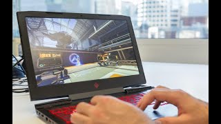 HP's 15-inch Omen offers power and a beautiful 4K screen