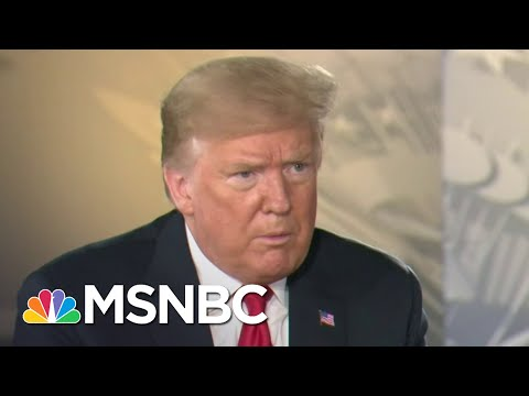 Trump Cannot Say What He Would Do With A Second Term | The Last Word | MSNBC