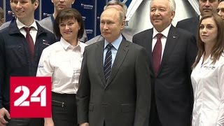 Путин анонсировал отказ от военного призыва - Россия 24