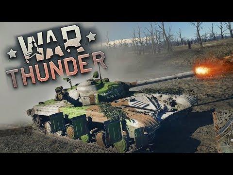 War Thunder - ОБЗОР ТОПОВЫХ СССР ТАНКОВ С ДЫМОМ! #59