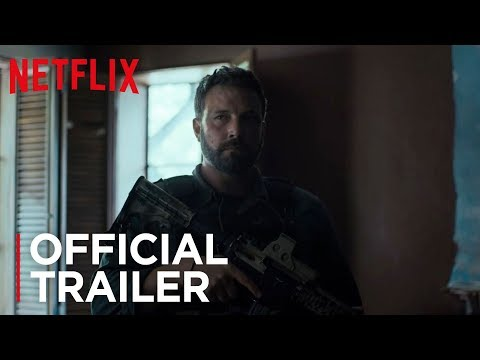 Triple Frontier | Official Trailer #2 [HD] | Netflix