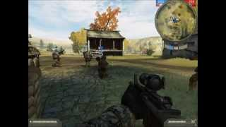 Battlefield 2 Complete Collection Singleplayer Gameplay