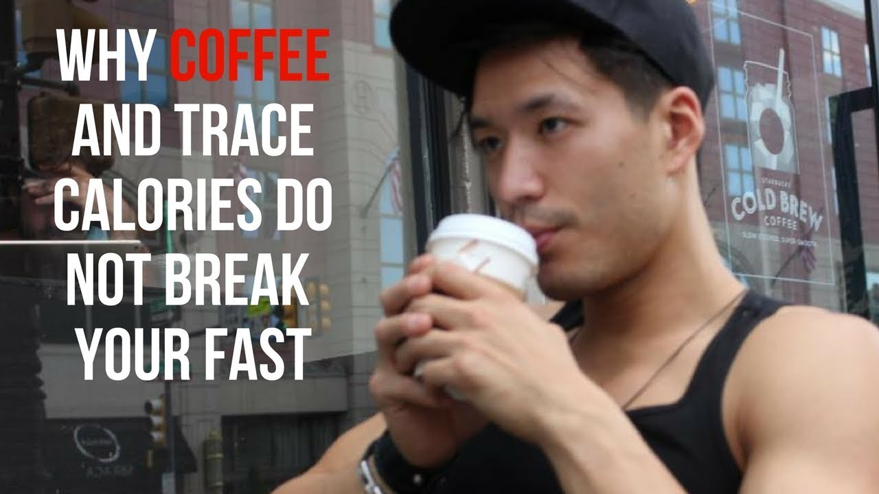 Does Coffee and Trace Calories Break Intermittent Fasting?